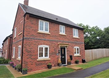 Thumbnail 3 bed detached house for sale in St. John Cole Crescent, Stanton Under Bardon