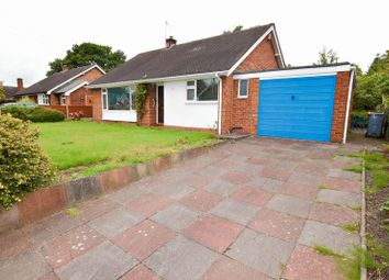 Thumbnail 2 bed detached bungalow for sale in Birch Road, Congleton
