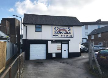Thumbnail Office for sale in Commercial Premises (Formerly Chatfields Removals), Off Waterloo Road, Tonbridge, Kent
