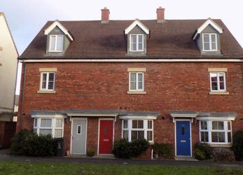 Thumbnail 3 bed terraced house for sale in Mazurek Way, Swindon