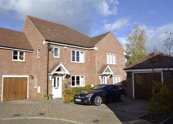 Thumbnail 4 bed terraced house for sale in Capability Way, Greenham, Newbury, Berkshire