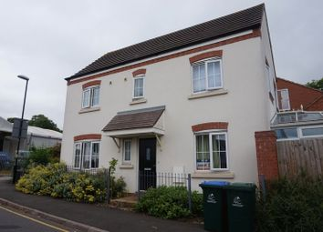 Thumbnail 4 bed detached house to rent in Penruddock Drive, Coventry