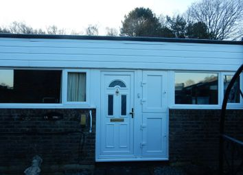 Thumbnail 3 bed terraced house to rent in Highdown Court, Forestfield, Crawley