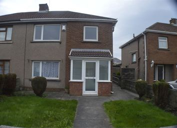 Thumbnail 3 bed semi-detached house for sale in Harlequin Road, Port Talbot, West Glamorgan