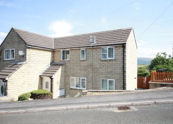 Thumbnail 2 bed semi-detached house for sale in Curtis Grove, Hadfield, Glossop