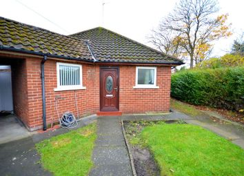 Thumbnail 1 bedroom bungalow to rent in Highfield Road, Widnes