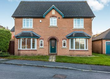 Thumbnail 4 bed detached house for sale in Brow Wood Road, Birstall, Batley