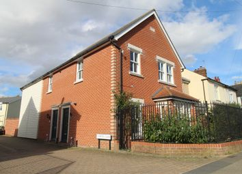 Thumbnail 2 bed maisonette to rent in Chapel Road, West Bergholt, Colchester