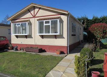 Thumbnail 2 bed mobile/park home for sale in Waveney Park (Ref 5553), Diss, Norfolk