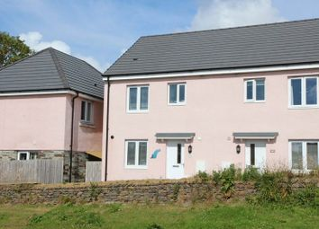 Thumbnail 3 bed semi-detached house for sale in Littledale Row, Trevenson Road, Newquay