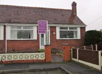 Thumbnail 2 bed semi-detached bungalow for sale in 8 Chilton Avenue, Chadderton
