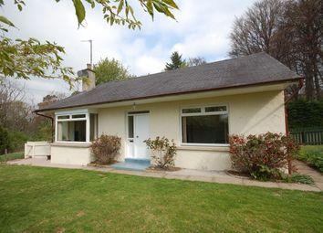 Thumbnail 3 bed detached bungalow for sale in Craigellachie, Aberlour