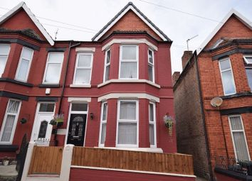 Thumbnail 4 bed semi-detached house for sale in Francis Avenue, Prenton