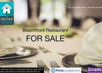Thumbnail Restaurant/cafe for sale in Playa, Los Alcázares, Murcia, Spain