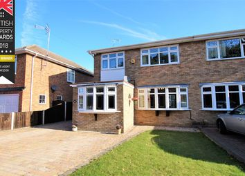 Thumbnail 4 bed semi-detached house for sale in Grove Road, Rayleigh