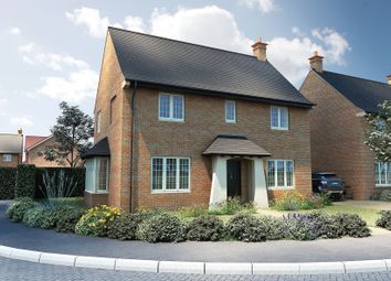 """Thumbnail 4 bed detached house for sale in """"The Ebford"""" at Thatcham Road, Walton Cardiff, Tewkesbury"""