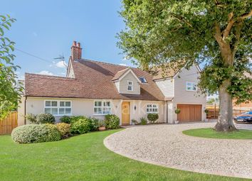 Thumbnail 5 bed detached house for sale in Station Road, Felsted, Dunmow