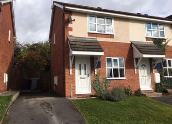 Thumbnail 2 bed semi-detached house to rent in Fairbrook Drive, Wistaston, Crewe
