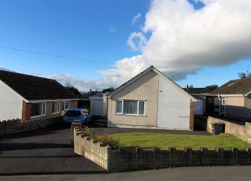 Thumbnail 3 bed detached bungalow for sale in Brynteg, Llandegfan