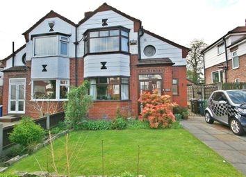 3 bed semi-detached house for sale in Windsor Road, Prestwich, Manchester M25