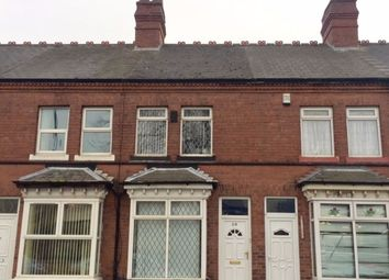 Thumbnail Room to rent in Marsh Hill, Erdington, Birmingham
