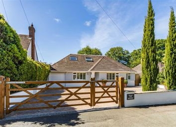 Thumbnail 4 bed property for sale in Woodhayes Avenue, Highcliffe, Christchurch