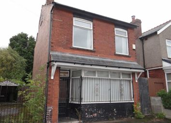 Thumbnail 3 bed detached house for sale in Manchester Road, Leigh