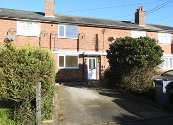 Thumbnail 3 bed terraced house to rent in Carr Avenue, Leiston