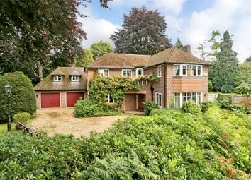 5 bed detached house for sale in Homedean Road, Chipstead, Sevenoaks, Kent TN13