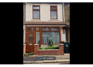 Thumbnail 3 bed terraced house to rent in Trevelyan Road, London