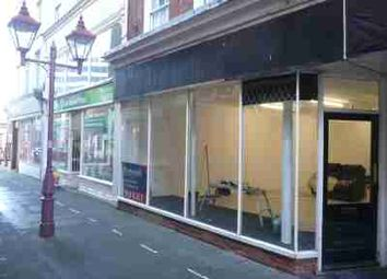 Thumbnail Retail premises for sale in Broad Row, Great Yarmouth