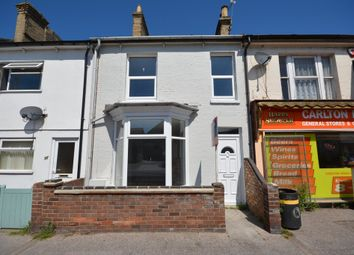 Thumbnail 4 bed terraced house for sale in Carlton Road, Lowestoft