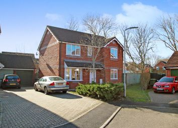 Thumbnail 3 bed detached house for sale in Culliford Close, Street