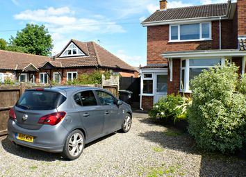 Thumbnail 2 bed semi-detached house for sale in Meadow Drive, Credenhill, Hereford