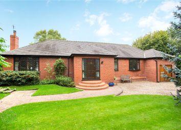 Thumbnail 4 bed detached house for sale in Dam Lane, Croft, Warrington