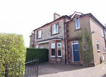 Thumbnail 3 bedroom semi-detached house to rent in Lanark Road, Kingsknowe, Edinburgh EH13,