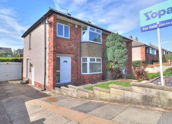 Thumbnail 3 bed semi-detached house for sale in Beverley Avenue, Wyke, Bradford