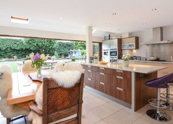 Thumbnail 5 bed detached house for sale in Bell Court, Hurley, Maidenhead
