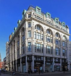 Thumbnail Serviced office to let in Mappin House, 4 Winsley Street, London