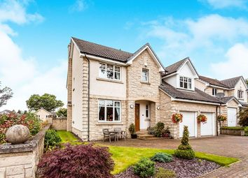 Thumbnail 5 bedroom detached house for sale in Balgeddie Park, Leslie, Glenrothes