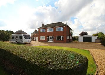 Thumbnail 4 bed detached house for sale in Broadgate, Weston Hills, Spalding