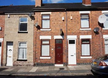 Thumbnail 2 bed terraced house to rent in May Place, Fenton, Stoke-On-Trent, Staffordshire
