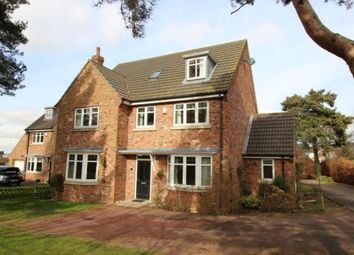 Thumbnail 6 bed detached house to rent in Tower Mews, Elloughton, Brough