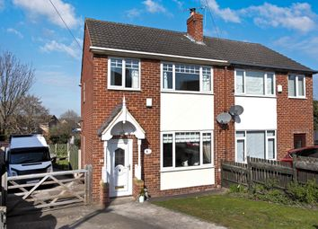 Thumbnail 3 bed semi-detached house for sale in Sycamore Avenue, Wrenthorpe, Wakefield