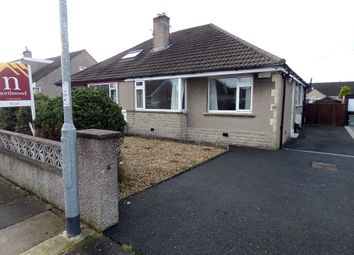 Thumbnail 2 bed semi-detached bungalow to rent in Leamington Road, Westgate, Morecambe