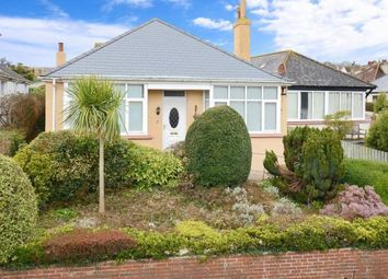 Thumbnail 3 bed detached bungalow for sale in Great Headland Crescent, Paignton