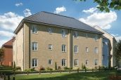 Thumbnail 1 bedroom flat for sale in Blue Boar Lane, Off Wroxham Road, Norwich, Norfolk