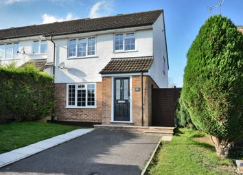 Thumbnail 3 bed semi-detached house to rent in Wordsworth Avenue, Yateley