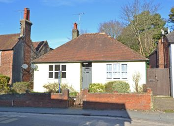 Thumbnail 3 bed detached bungalow for sale in Manleys Hill, Storrington, Pulborough