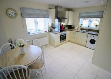 Thumbnail 3 bed detached house for sale in Ermin Street, Blunsdon, Swindon